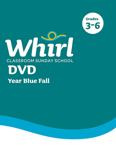 Picture of Whirl Classroom Grades 3-6 DVD Year Blue Fall