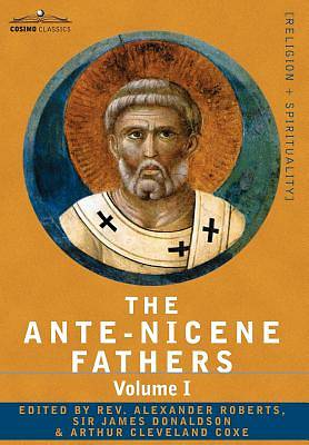 Picture of The Ante-Nicene Fathers