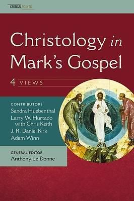 Picture of Christology in Mark's Gospel