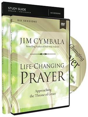 Picture of Life-Changing Prayer Study Guide with DVD
