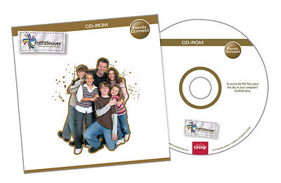 Groups FaithWeaver FamilyConnect CD-ROM: Winter 2012-13