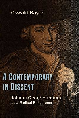 A Contemporary in Dissent