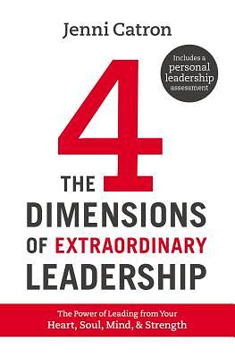 Picture of The Four Dimensions of Extraordinary Leadership