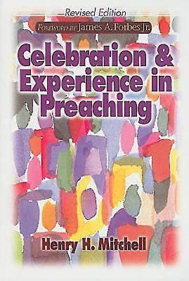 Celebration & Experience in Preaching - eBook [ePub]
