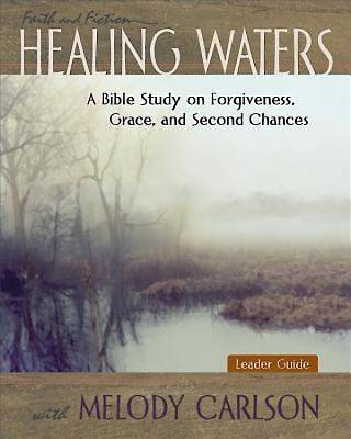 Healing Waters - Womens Bible Study Leader Guide - eBook [ePub]