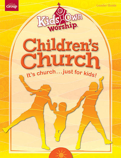 Picture of KidsOwn Worship Leader Guide Spring 2020