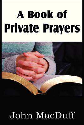 A Book of Private Prayers
