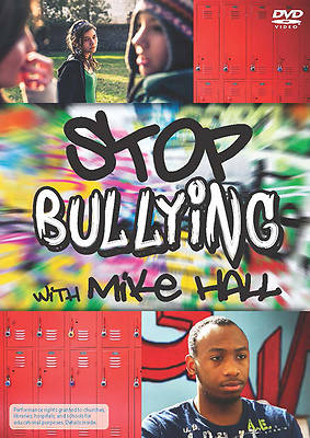Stop Bullying with Mike Hall DVD
