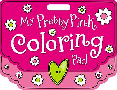 My Pretty Pink Giant Coloring Pad