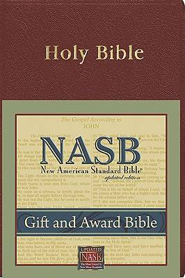 New American Study Bible Gift and Award Bible