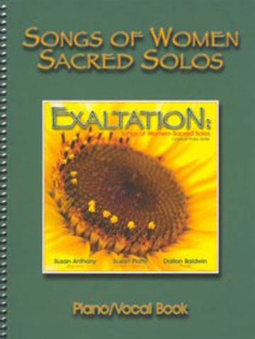 Exaltation Piano, Vocal Book