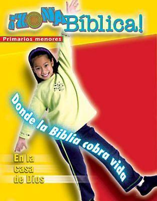 Picture of Zona Biblica En la Casa de Dios Younger Elementary Leader's Guide