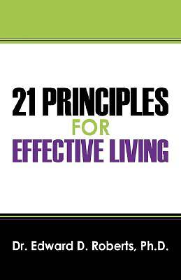 Picture of 21 Principles for Effective Living