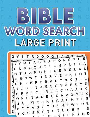 Picture of Bible Word Searches Large Print