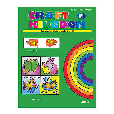 Picture of UMI Preschool Playhouse Craft Kingdom Spring 2019