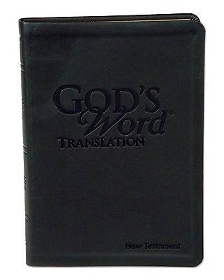 Gods Word Pocket New Testament Text Onyx Duravella