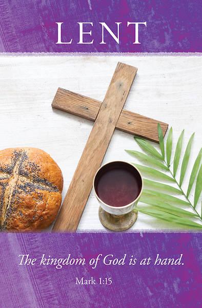 Picture of Kingdom of God Lent Regular Size Bulletin