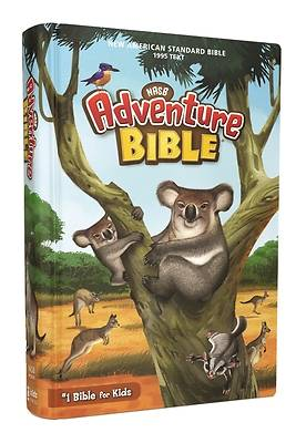 Picture of Nasb, Adventure Bible, Hardcover, Full Color Interior, Red Letter Edition, 1995 Text, Comfort Print