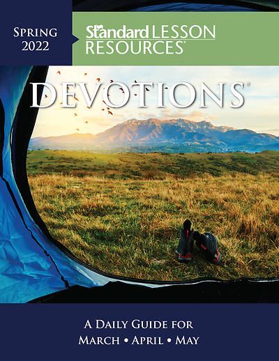 Picture of Standard Lesson Quarterly Adult Devotions Spring
