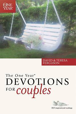 One Year Book of Devotions for Couples, the (Repkg)