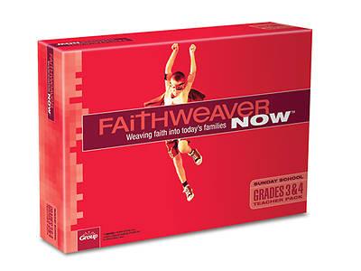 Picture of Faithweaver NOW Grades 3 & 4 Teacher Pack Winter 2014-15