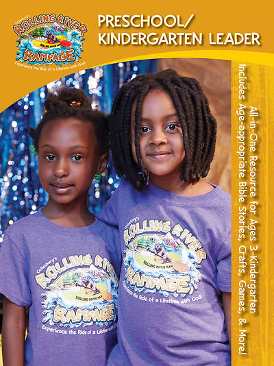 Vacation Bible School (VBS) 2018 Rolling River Rampage Preschool/Kindergarten Leader Download