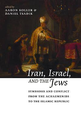 Picture of Iran, Israel, and the Jews