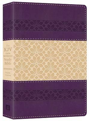 Picture of The KJV Cross Reference Study Bible - Indexed [Feminine]