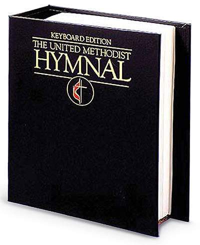 Picture of The United Methodist Hymnal Keyboard Edition