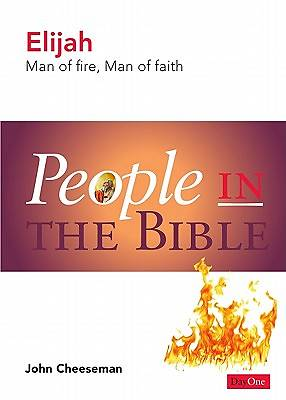 People in the Bible--Elijah