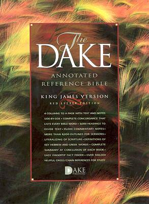 Bible-KJV Dake Annotated Reference
