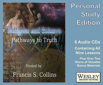 Religion and Science Personal Study Edition on CDs