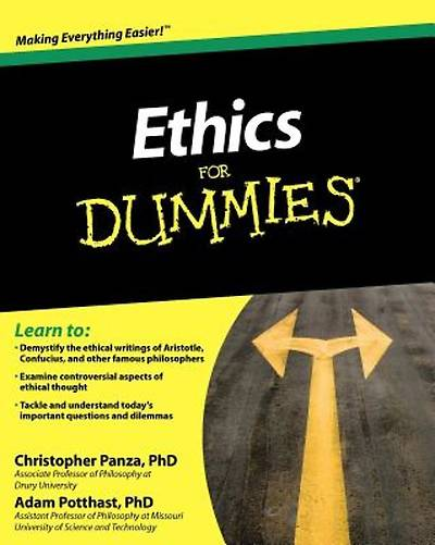 Picture of Ethics for Dummies