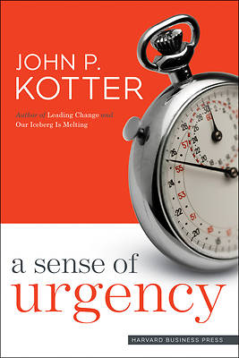 Picture of A Sense of Urgency