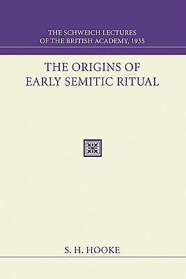 The Origins of Early Semitic Ritual