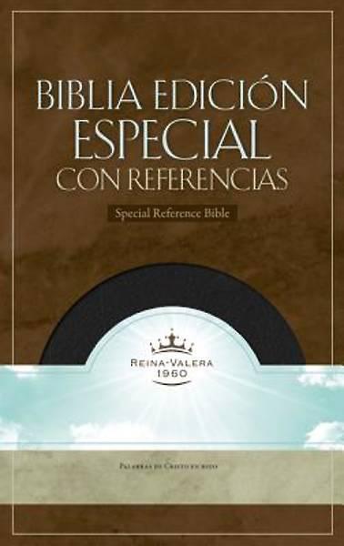 Picture of Biblia Renia Valera 1960 Con Referencias Edicion Especial