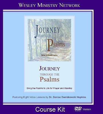 Journey Through the Psalms - Course Kit DVD Version