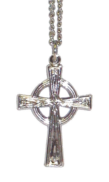 Sterling Silver Celtic Cross (#144)