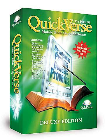 Picture of Quickverse® for PDA Deluxe