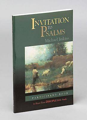 Picture of Invitation to Psalms: Participant Book