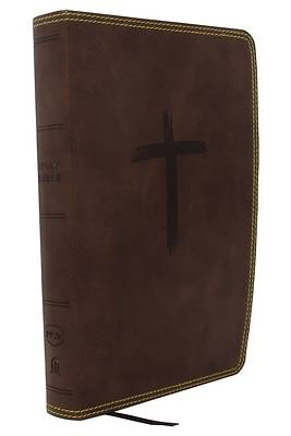 Picture of Nkjv, Holy Bible for Kids, Leathersoft, Brown, Comfort Print