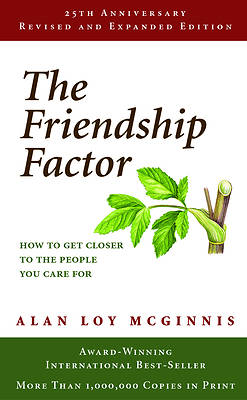 Friendship Factor [Adobe Ebook]