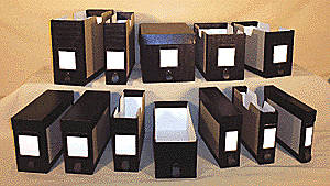 Better Box Dust Covers Black 2 Inch