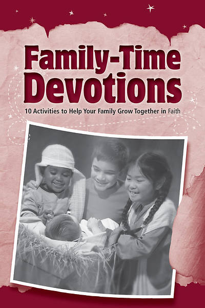 A Night in Bethlehem Family-Time Devotions Booklet PKG 10