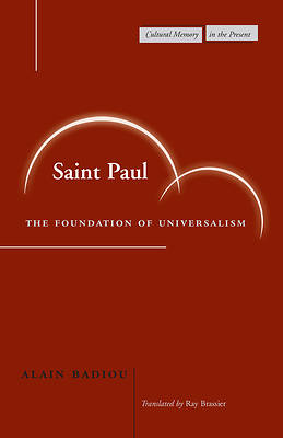 Saint Paul: The Foundation of Universalism