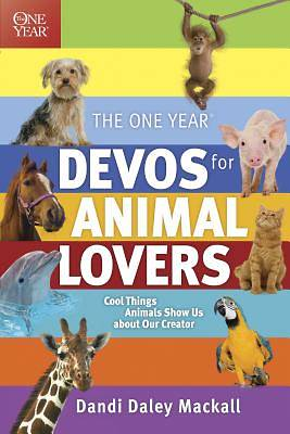 Picture of The One Year Devos for Animal Lovers
