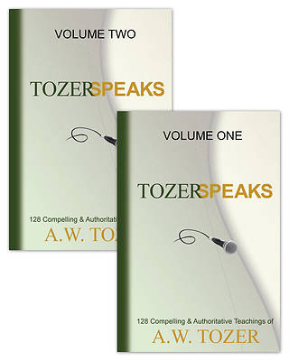 Tozer Speaks 2 Volume Set