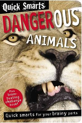 Picture of Quick Smarts Dangerous Animals [With Quick Smarts Dangerous Animals Ultimate Challenge]
