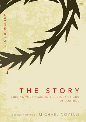 Picture of The Story, Teen Curriculum DVD