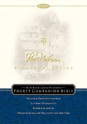 Pocket Companion Bible NKJV Signature Series